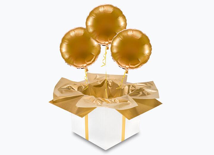 Trzy złote koła