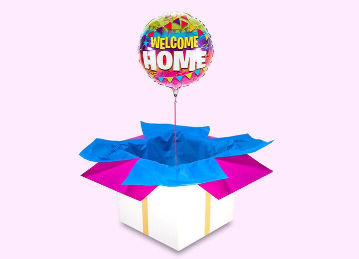 WELCOME HOME - Witaj w Domu